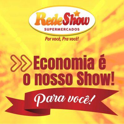 Capa Rede Show